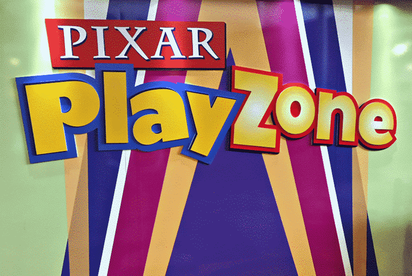 Pixar Play Zone 4th Floor Contemporary Resort