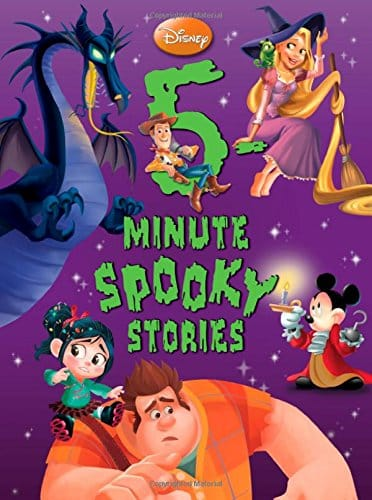 5 minute spooky disney halloween stories