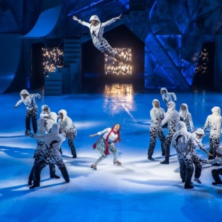 Cirque du Soleil Raleigh Crystal on Ice