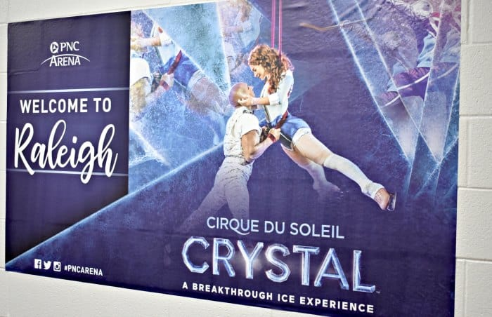 Crystal Raleigh Poster