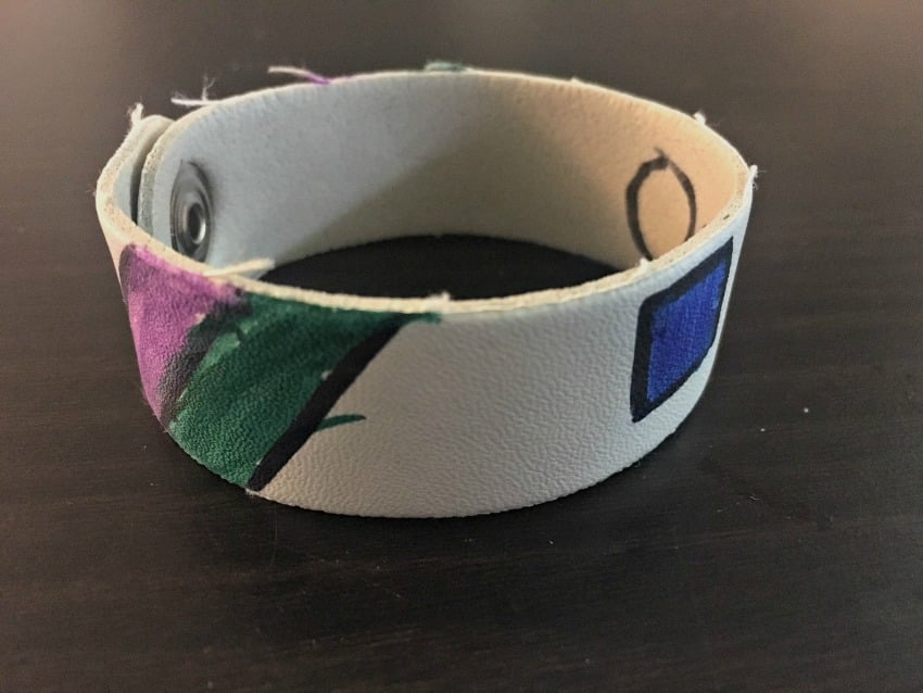 Space Ranger cuff Pixar PLay Zone