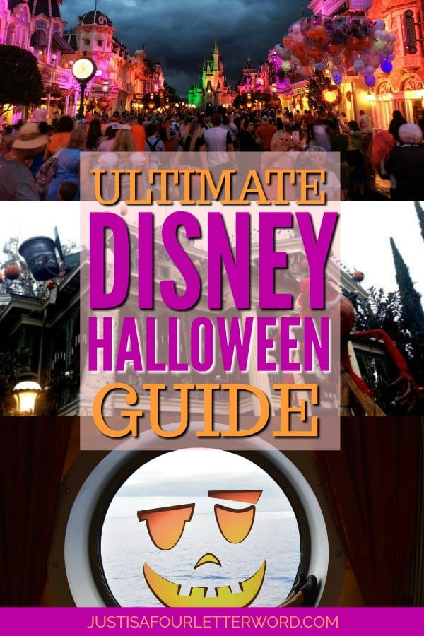 Ultimate Disney Halloween Guide for a spooky celebration wherever you are