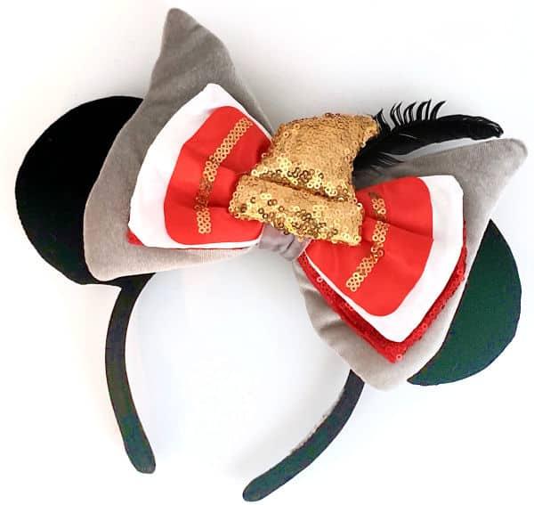 Dumbo Bow Minnie Ears