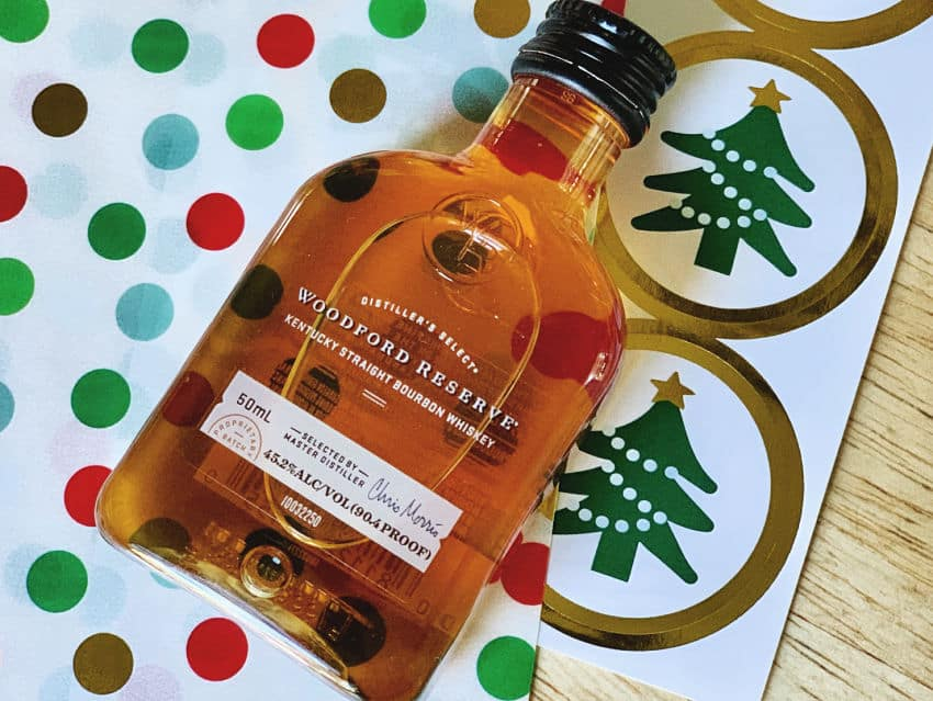 Woodford Bourbon Advent Calendar