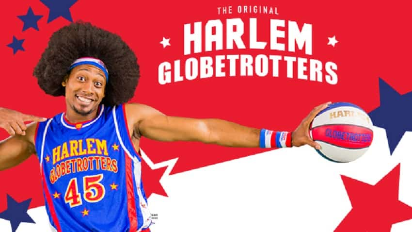 Harlem Globetrotters Raleigh tickets