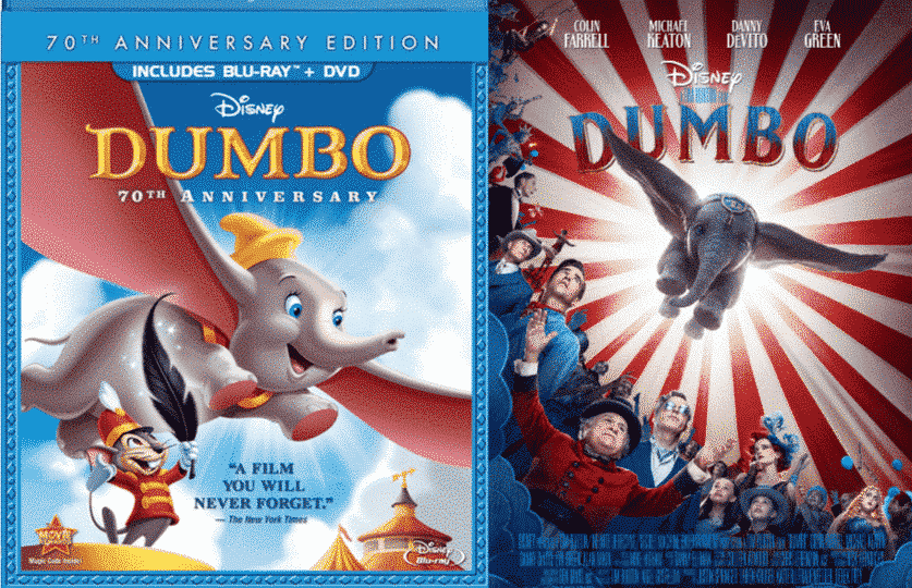 Old and New Dumbo Featured