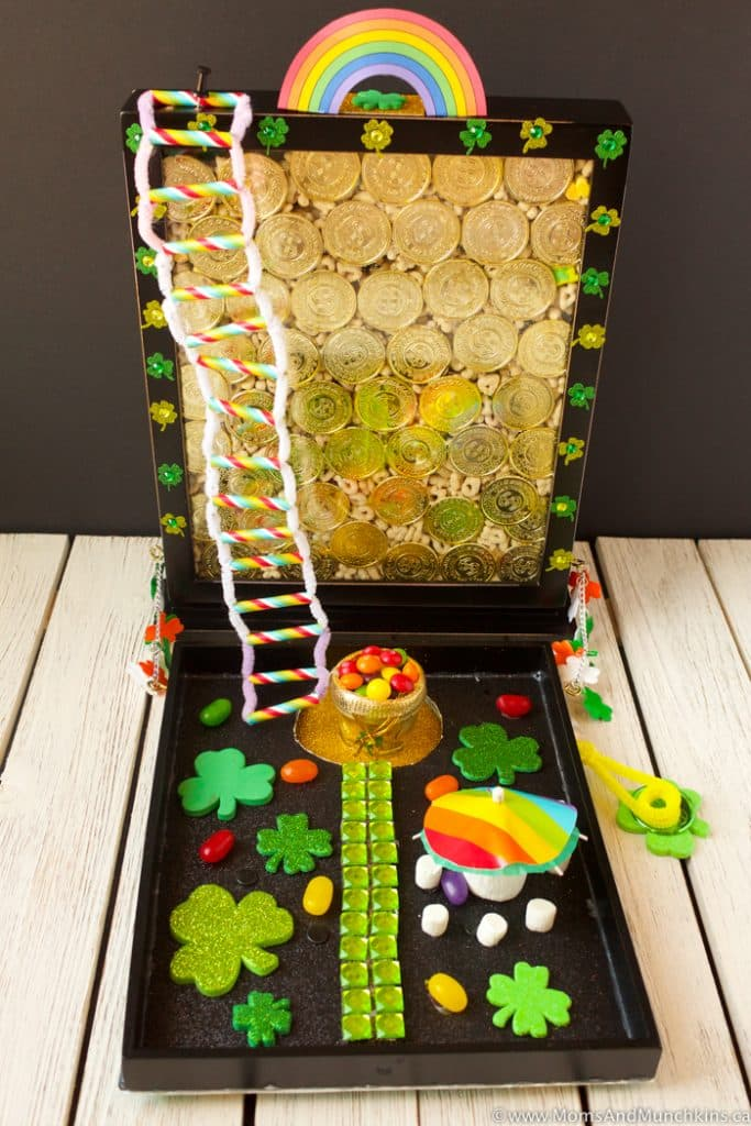 shadow-box-leprechaun-trap