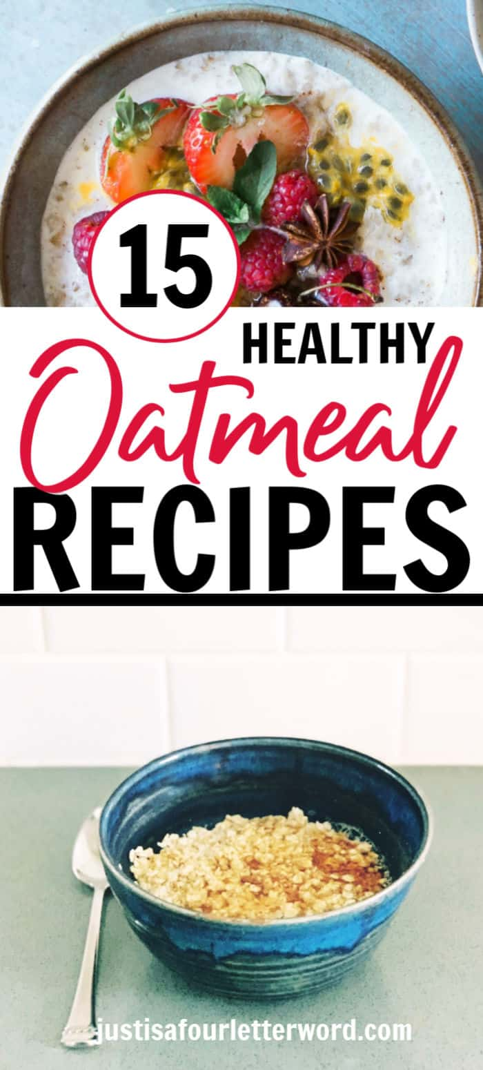 Try these healthy oatmeal recipes for breakfast or if you are intermittent fasting, whenever you break your fast! I find that I still need a breakfast food to start my day, even if it's at lunch! These make great FASTer way to fat loss recipes for regular macro day too! Lots of healthy carbs here.