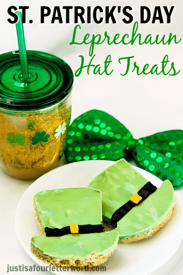 Leprechaun Hat St. Patrick's Day Treats
