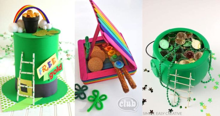 20 Leprechaun Trap Ideas for St. Patrick's Day