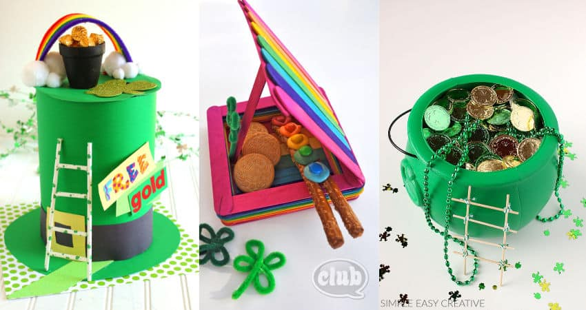 Leprechaun trap ideas featured image