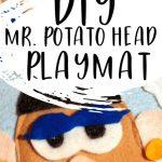 Mr Potato Head Play Mat