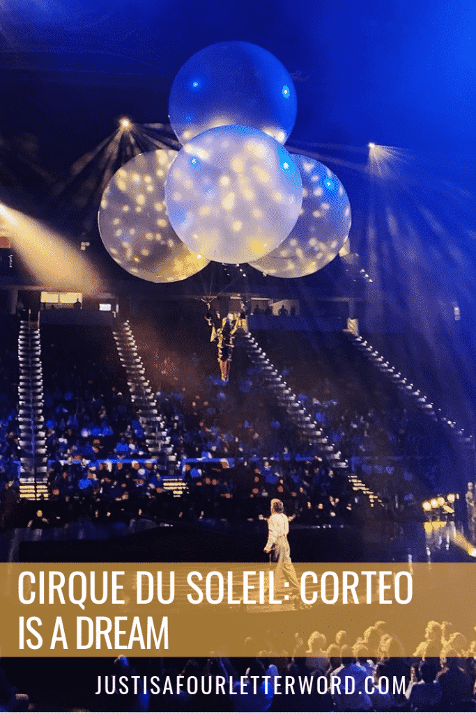 Cirque du Soleil Corteo Review and Backstage. See photos and hear our review of this fantastic show.