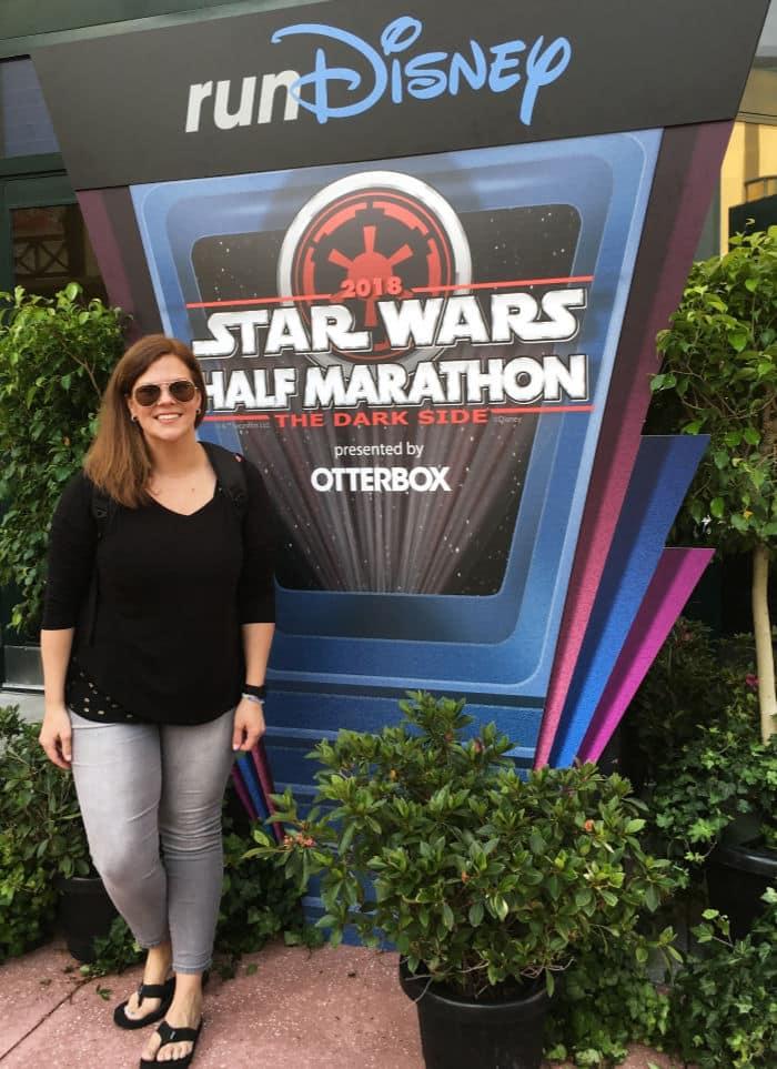 runDisney Star Wars Half Marathon - Dark Side
