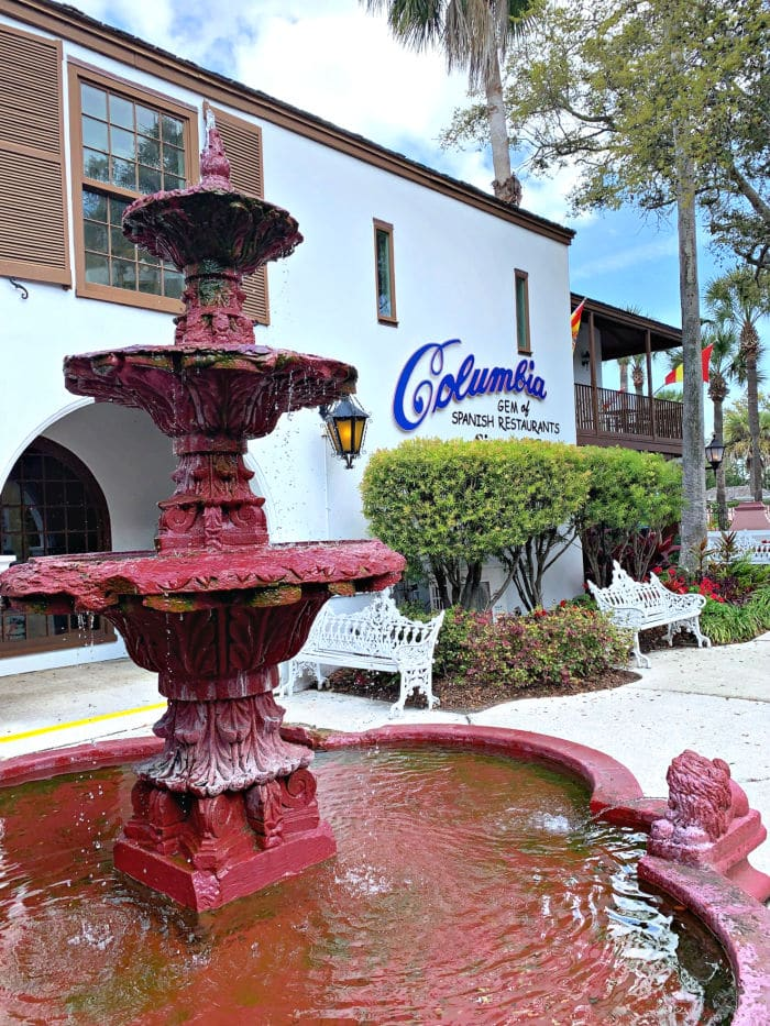Columbia Restaurant St. Augustine