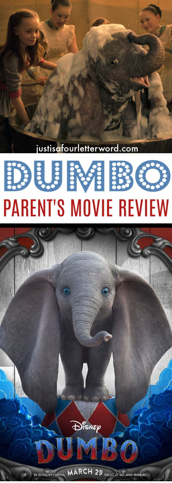 Disney Dumbo Parent Movie Review