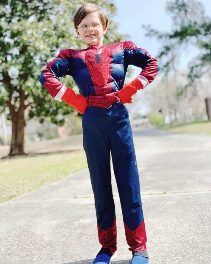 Spider Cal No Mask