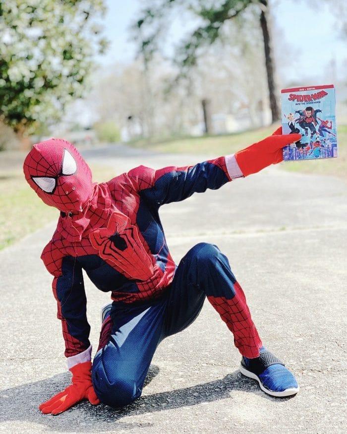 Spider Calvin