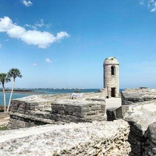 St. Augustine FL Castillo de San Marcos
