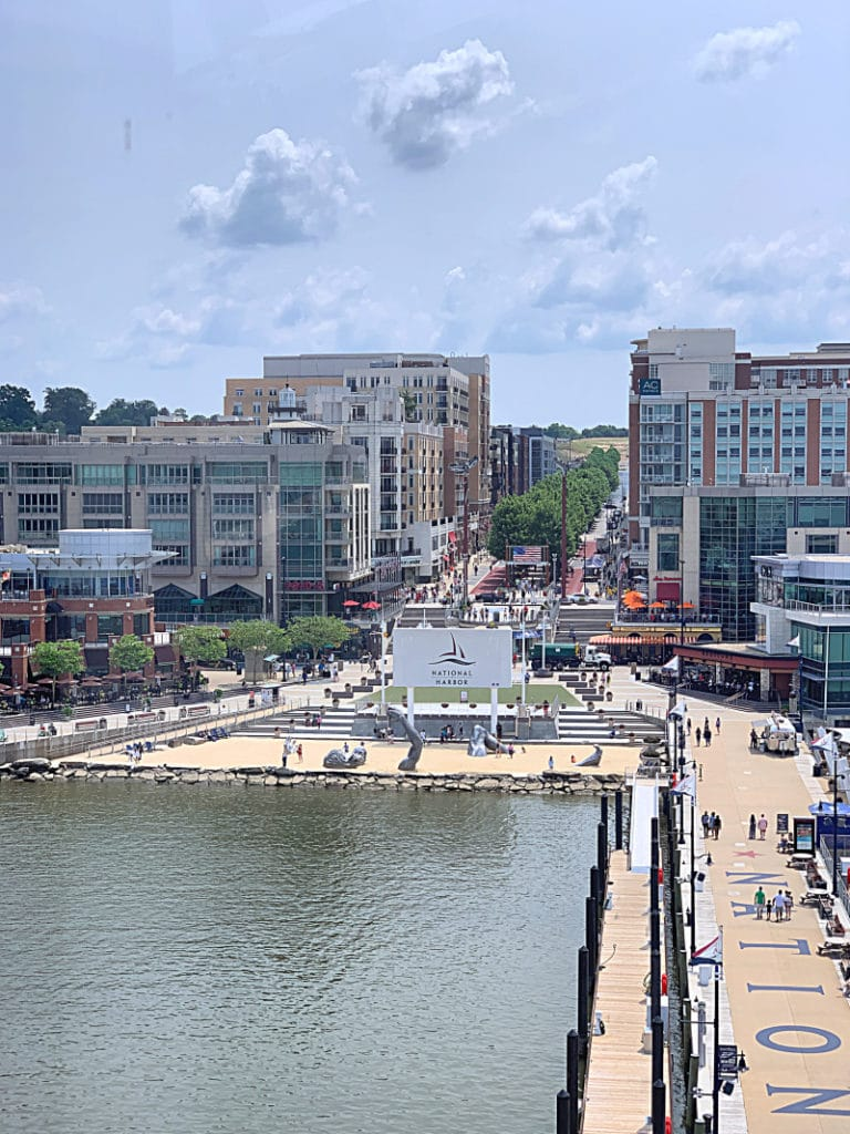 xWaterfront From Capital Wheel