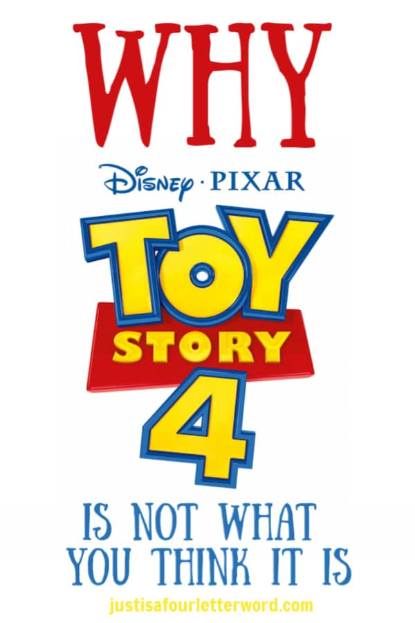 Why Toy Story 4 Is Not What You Think it is