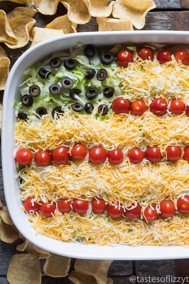 patriotic-easy-layered-taco-dip-12