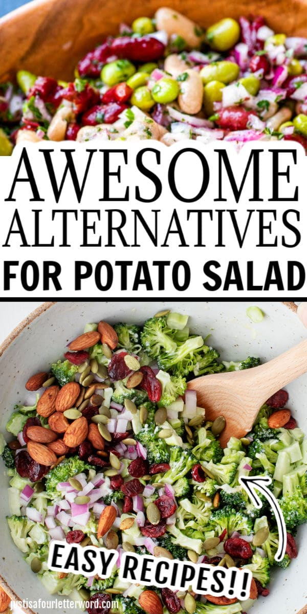 Alternatives to Potato Salad