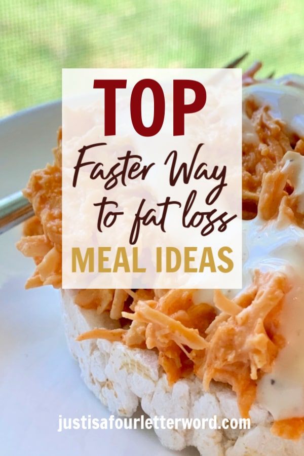 Faster Way to Fat Loss Meal Ideas 600X900 PIN
