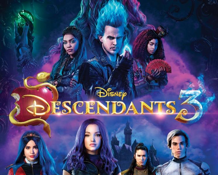 Descendants 3 movie review ish