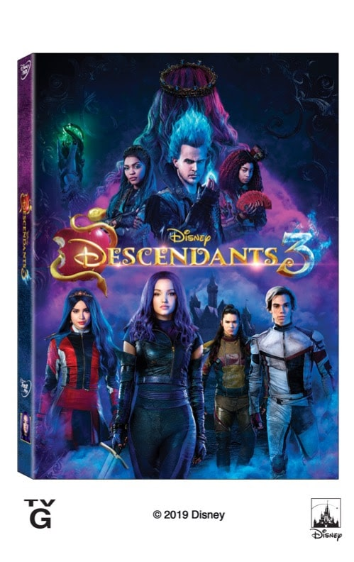 descendants 3 cover