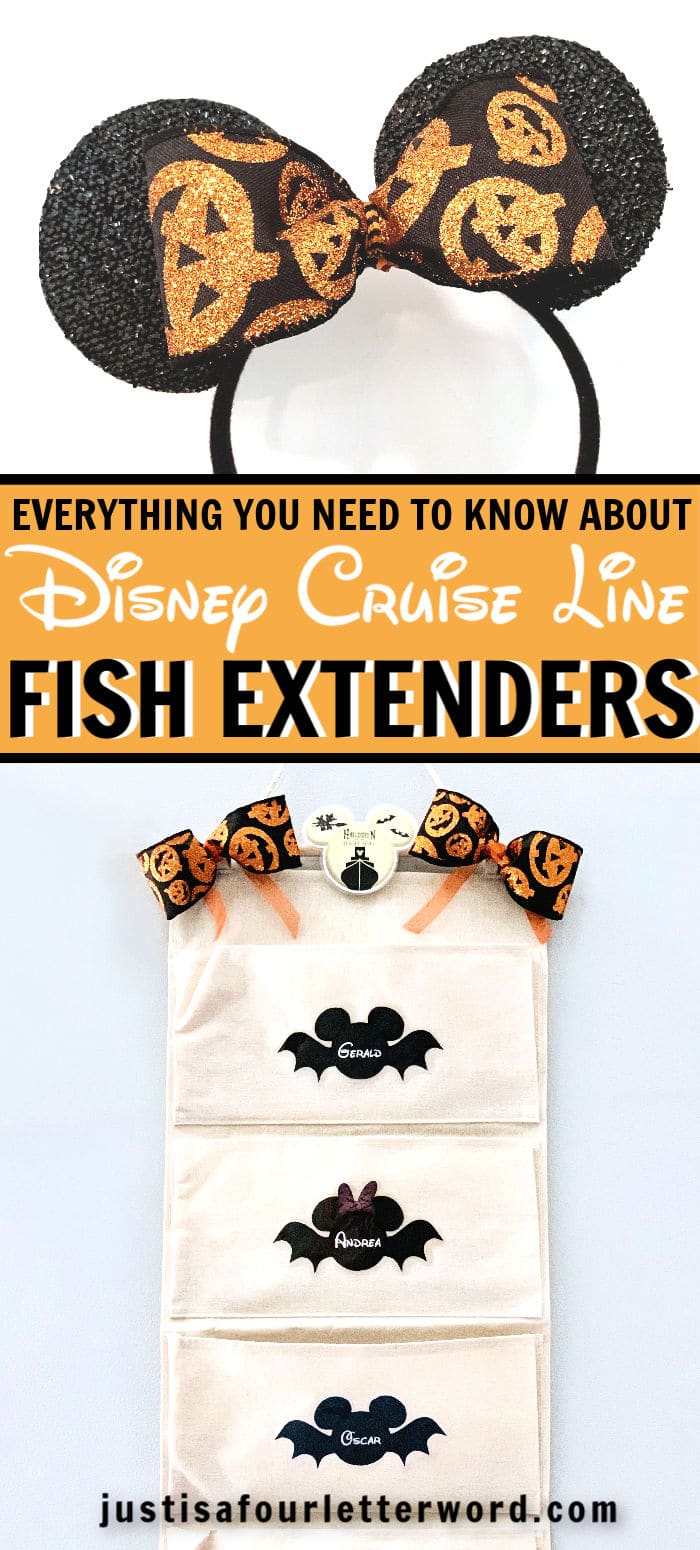 Disney Cruise Line Fish Extender