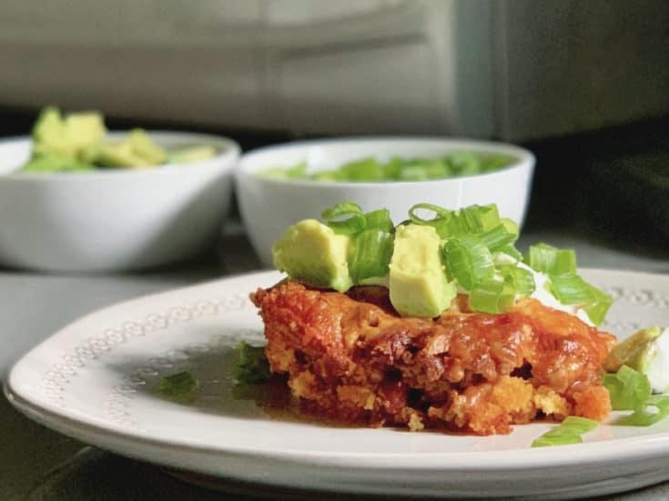 Mexican Chili Pie Recipe