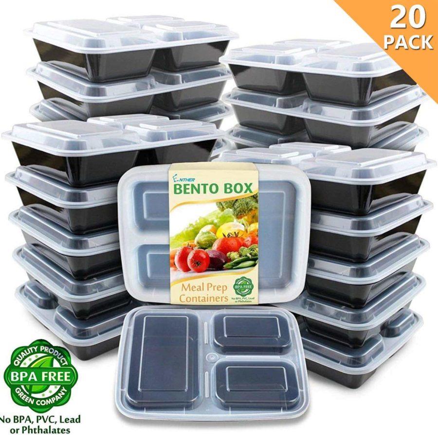 bento food storage