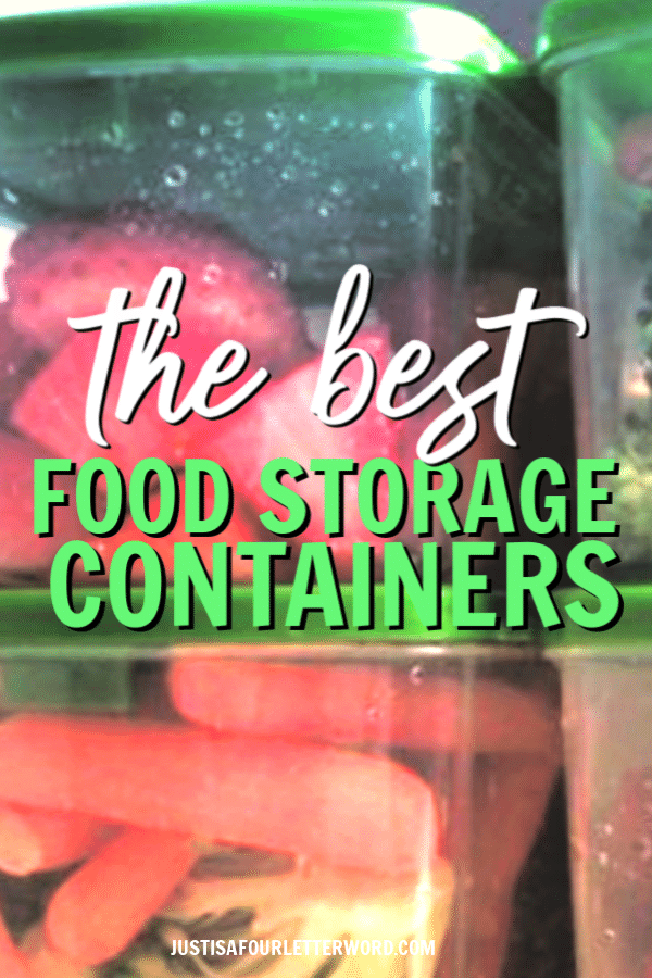 food storage container ideas