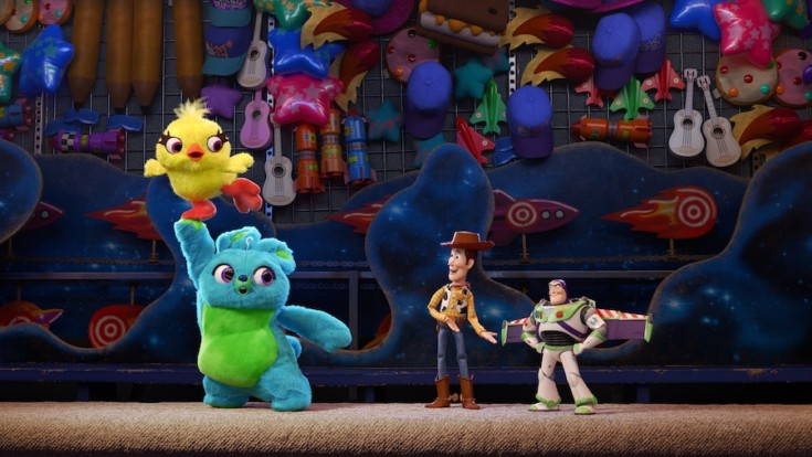 Toy Story 4 Coloring Pages and Activities