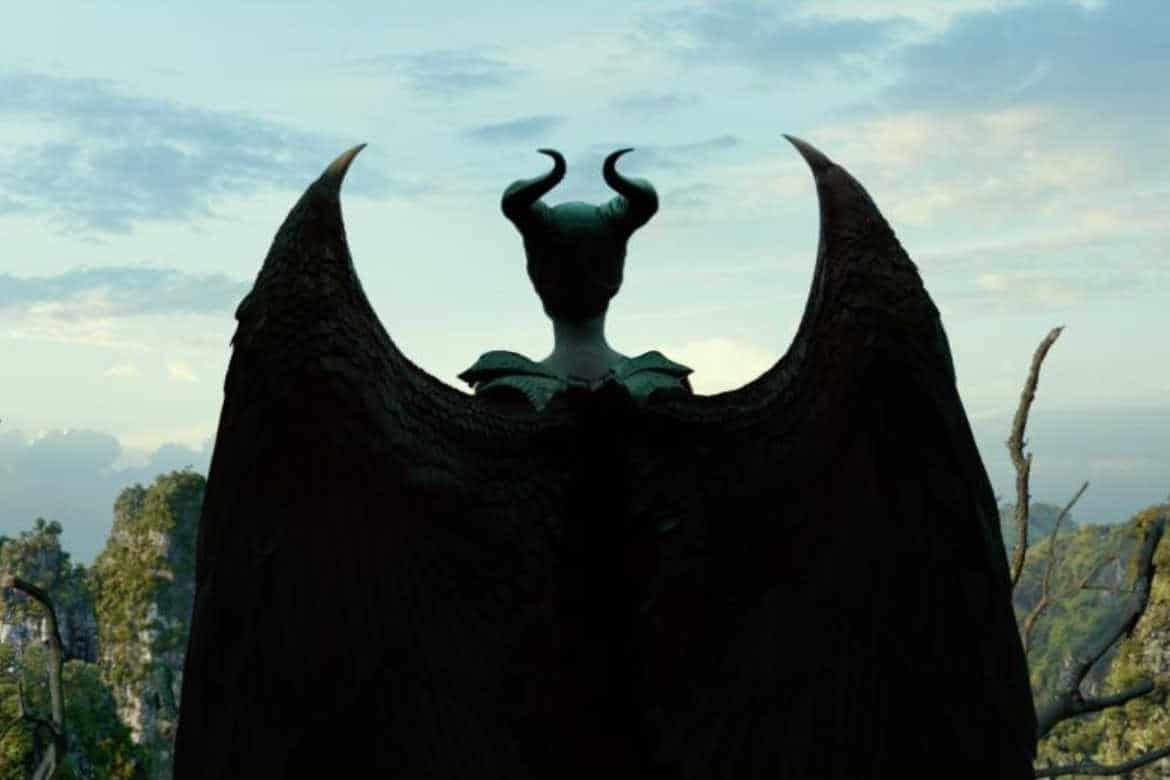 Maleficent Featured Wings