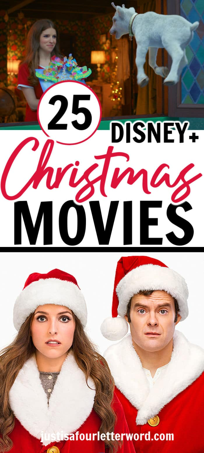 Disney Plus Christmas Movies