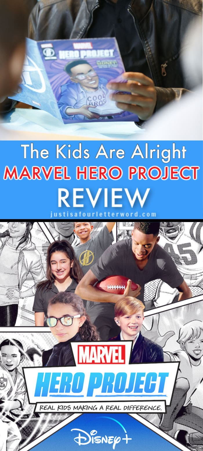 MARVEL HERO PROJECT REVIEW