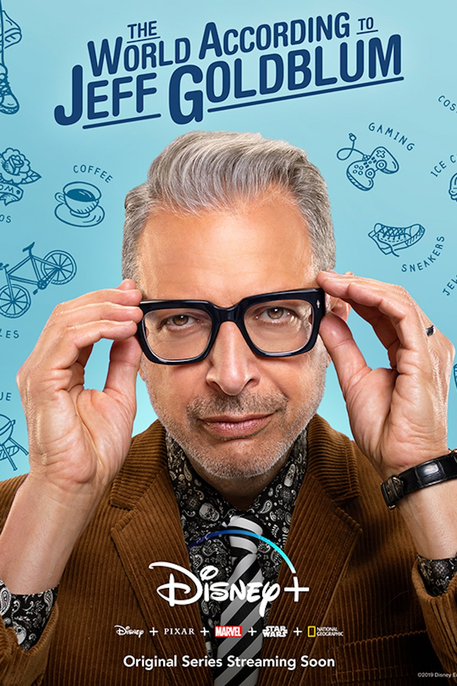 World According to Jeff Goldblum