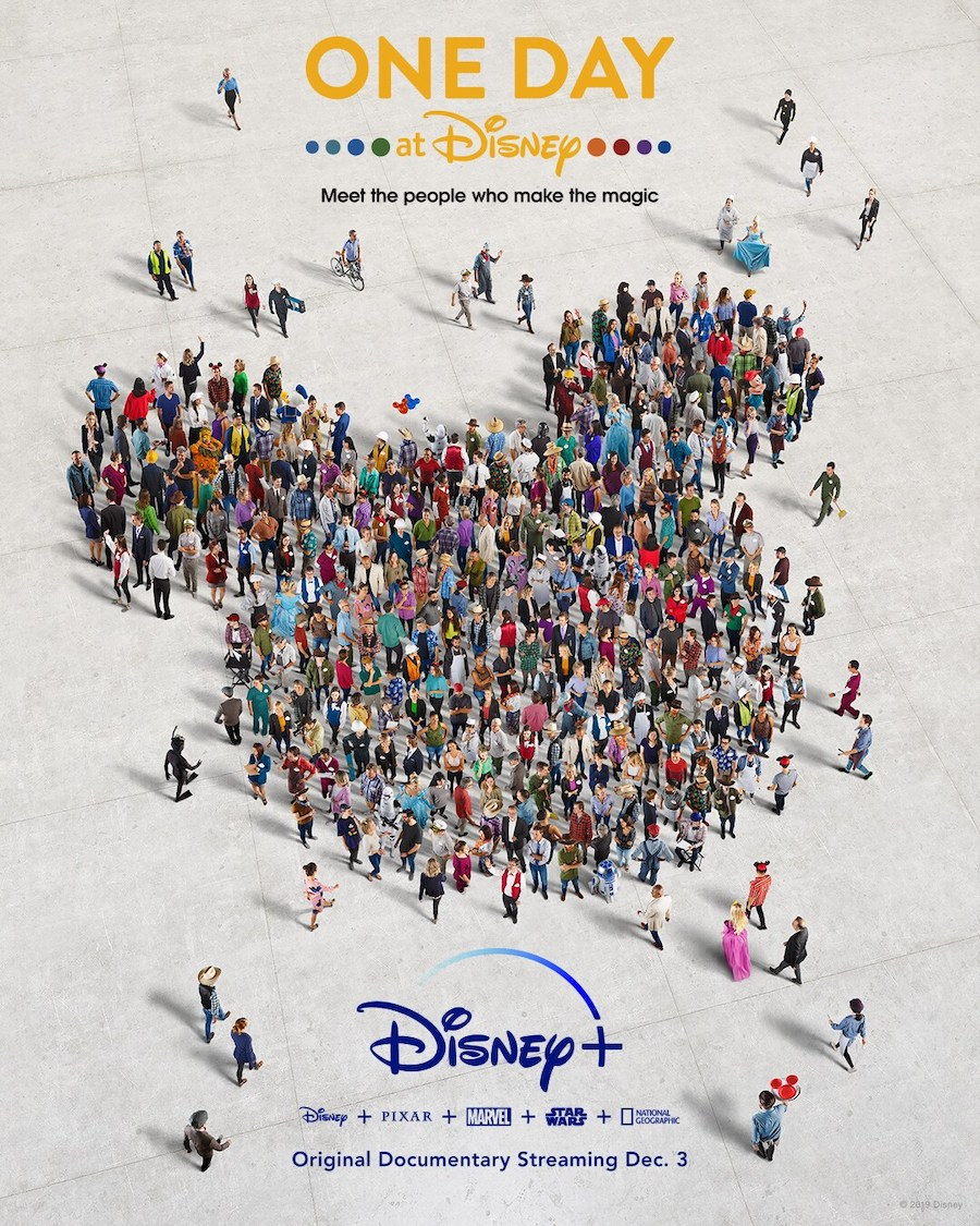 One Day at Disney Documentary