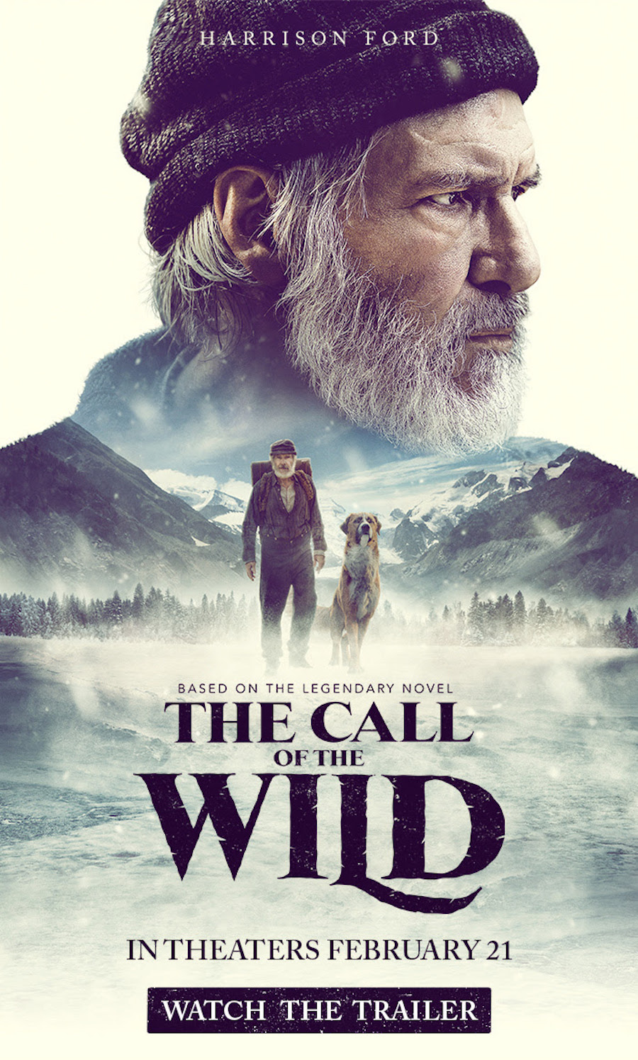 Call of the Wild Poster in the Call of the Wild Parents guide post