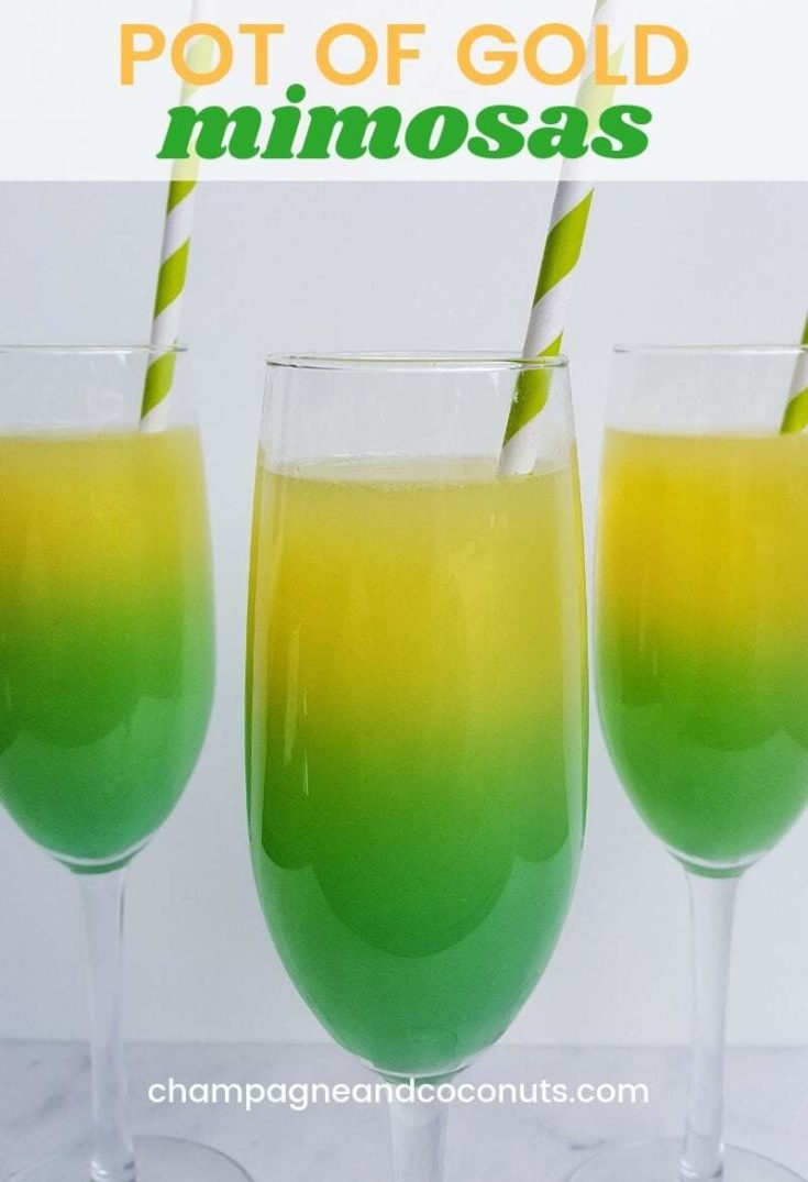 Pot of Gold Mimosas