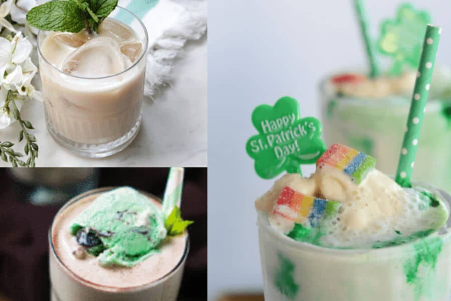 St. Patrick's Day Cocktails Roundup