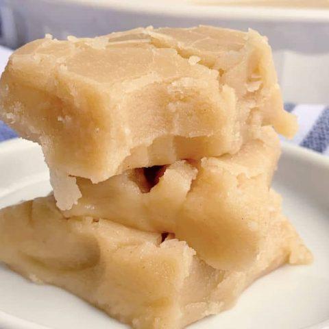 Gooey Peanut Butter Fudge Featured