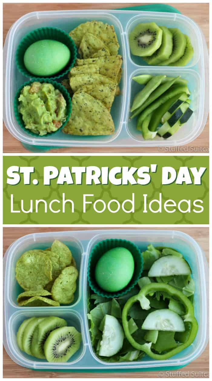 St Patricks Day Food Ideas for Lunch
