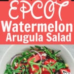 Watermelon Arugula Salad (2)
