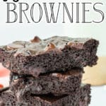 Avocado Brownies Pin