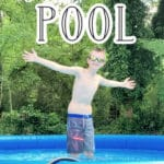 Buying an Inflatable Family Pool