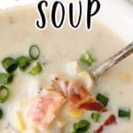 CORN CHOWDER SOUP