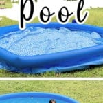What I learned buying an Inflatable Family Pool